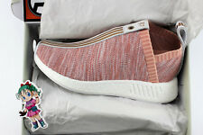 55ced37d26d564 adidas Consortium X Kith X Naked NMD Cs2 PK SE Pink White Size 6 By2596
