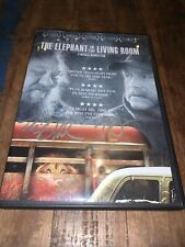 THE ELEPHANT IN THE LIVING ROOM BEST DOCUMENTARY DVD AUTOGRAPHED COVER & DISC