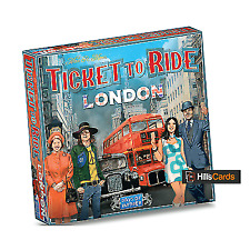 Days of Wonder Ticket to Ride London Board Game - DOW720060