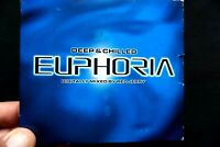 Deep & Chilled - Euphoria, Digitally Mixed By Red Jerry, 2 CD Set  -  CD, VG