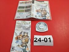 Legend of Heroes II 2 Prophecy of the Moonlight Witch [Complete CIB] (Sony PSP)