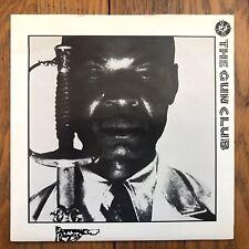 Gun Club Ghost On The Highway Sex Beat 1982 Vinyl RARE cramps nick cave og