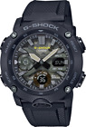 New Casio G-Shock Carbon Core Guard Camo Dial World Time Watch GA-2000SU-1A