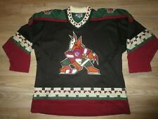 Phoenix Arizona Coyotes Yotes Picasso Howler Starter NHL Hockey Jersey XL mens