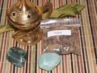 Patchouli Leaf ~ 10 grams ~ for Love & Prosperity ~ Burn Herb on Charcoal