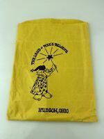 Vintage Land Of Make Believe Hudson Ohio Paper Bag