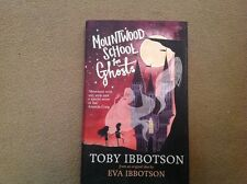 Mountwood School for Ghosts by Toby Ibbotson (Hardback, 2014)