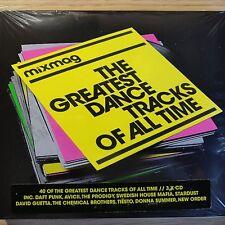 3CD NEW - GREATEST DANCE TRACKS OF ALL TIME - Pop House Club Music 3x CD Album