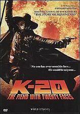 K-20: The Legend Of The Black Mask [DVD], Very Good DVD, Takeshi Kaneshiro, Taka