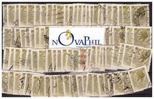 SIRACUSANA  50  lire - mazzetta 100 pezzi usati