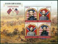 2015  Great Battles Gettysburg Mcclellan Lee Bragg American Civil War