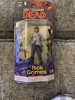 walking dead rick grimes Comic figure Series 3 McFarlane Toys