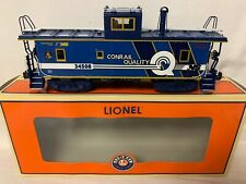 ✅LIONEL SMOKING CONRAIL NS HERITAGE CA-4 CABOOSE 6-29735! NORFOLK SOUTHERN TRAIN