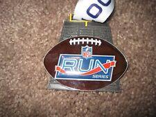 Nfl Run Series-Back to Football Baltimore Ravens Finishers Medal 2013