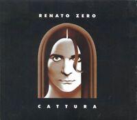Renato Zero - Cattura Digipack 1a Stampa Cd Ottimo