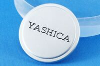 Yashica Metal Lens Cap 42mm for Yashikor 5cm F2.8 Leica LTM L39 from Japan Exc++