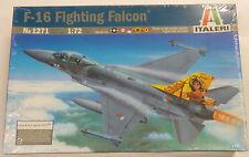 Italeri 1/72 F-16 Fighting Falcon Model Kit 1271