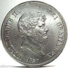 DUE SICILIE-Napoli (Ferdinando II) da 120 Grana 1857