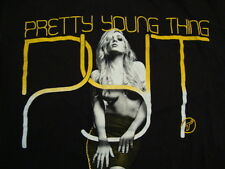 Tits Brand Two In the Shirt Pretty Young Ting Sexy Girl model T Shirt M