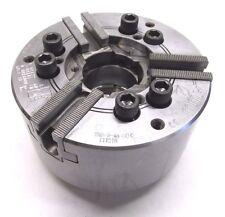 """MMK 6"""" THREE-JAW CNC LATHE POWER CHUCK w/ A2-5 MOUNT - #YA5-6-46-100"""