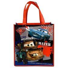 CARS 2~McQUEEN+MATER+FINN+FRANCESCO+FINN~Eco Tote~Bag~NWT~Disney Store-2011
