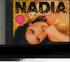 (O703) Nadia, A Little Bit of Action - 2004 CD