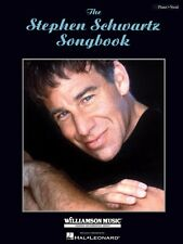 The Stephen Schwartz Songbook Sheet Music P V G Composer Collection Bo 000313373