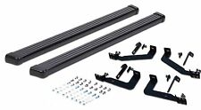 2002-2008 Dodge Ram 1500 2500 3500 Quad Cab Running Boards Black Nerf Bars