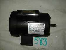 Worldwide motor T12-18-56, .50hp, 1725rpm, 56 frame, 115/230, TEFC, 1ph, 1800rpm