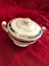 Rare Vintage Sugar Bowl with Beautiful Lid