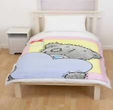 ME TO YOU TATTY TEDDY BEAR VINTAGE PANEL FLEECE BLANKET THROW CHILDRENS BEDDING