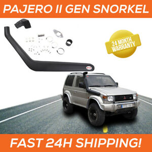 Snorkel / Schnorchel for Mitsubishi Pajero NH II 1990 - 1997 Raised Air Intake