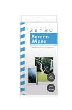 20 x LCD Laptop Screen Cleaning Wet Wipes TV Computer iPad Monitor Cleaner