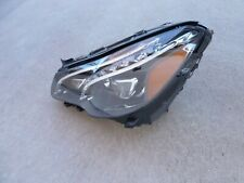 14-17 Mercedes E Class Coupe Convertible W207 OEM Left Full LED Headlight E400