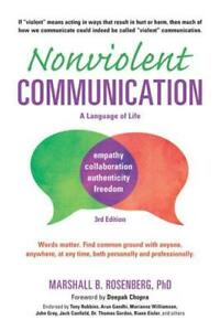 Nonviolent Communication by Marshall B. Rosenberg (author)