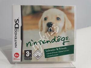 Nintendogs Labrador & Friends Nintendo DS Fast Free Post Christmas Birthday