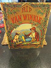 RIP Van Winkle Replica of the Antique Original Printed in Hong Kong