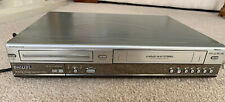 Philips DVDR630VR VHS DVD Recorder Comb -Fully Working