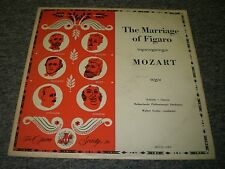 Mozart~The Marriage of Figaro~Walter Goehr~The Opera Society M2010-OP2~FAST SHIP