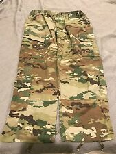 GENUINE Issue Scorpion W-2 Multicam OCP ARMY Combat Trousers Sz 35-Short Female
