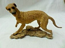 Natures Heritage by Holland Studio Craft Irish Wolfhound Dog Figurine