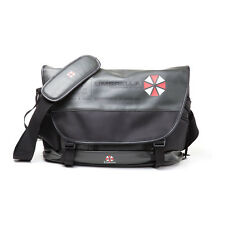 CAPCOM Resident Evil T-Virus Messenger Bag, Black (MB080719RES)
