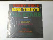 Yabby You & King Tubby's All Stars Vinyl LP DANCEHALL/ROOTS