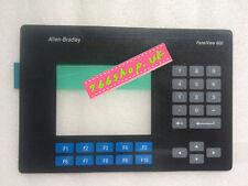 For Allen Bradley AB PanelView 600 Membrane Keypad  2711-K6C2 2711-K6C2L1