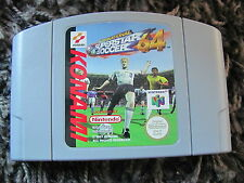 JEU NINTENDO 64 @@ N64 @@ INTERNATIONAL SUPERSTAR SOCCER 64