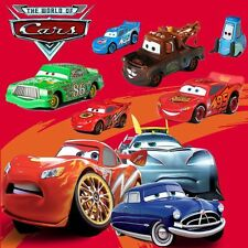 Disney Pixar Cars 3 2 1 Diecast Metal No.95 86 43 McQueen Mack Frank Kids Toy