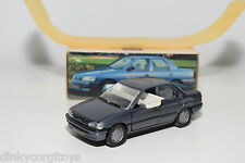 SCHABAK 1092 / 1093 FORD ORION GHIA METALLIC GREY-BLUE NEAR MINT BOXED