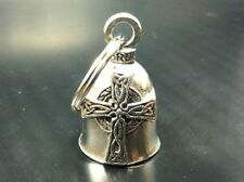 CELTIC CROSS Guardian® Bell Motorcycle - Harley Accessory - NEW HD gremlin