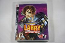 Leisure Suit Larry Box Office Bust (Sony Playstation 3 ps3) NEW Factory Sealed