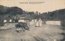 Nr.21529 PK Tanger Marokko 1933 Afrika